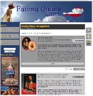 Katholische Devotionalien ganz einfach ONLINE bestellen