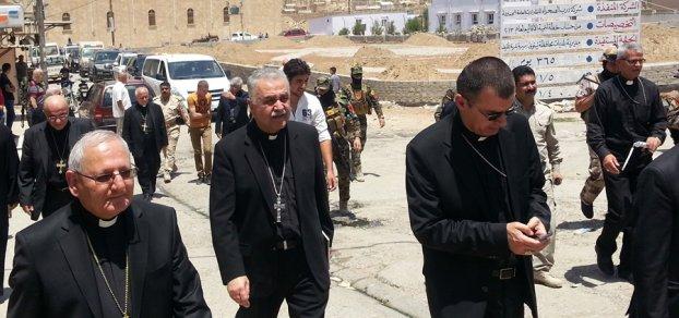 Dramatischer Aufruf d.Erzbischöfe Mossuls