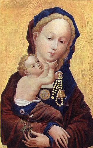 Maria, zeige, dass Du Mutter bist!