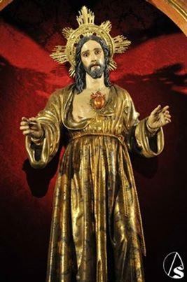 Am Fest des Allerheiligsten Herzens Jesu