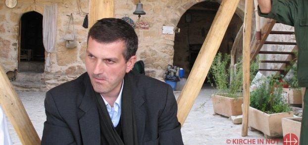 Lebenszeichen des entführten P. Mourad