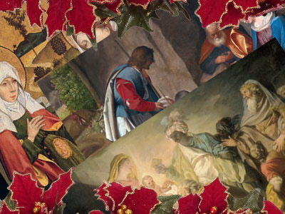 Weihnachtskarten elektronisch versenden