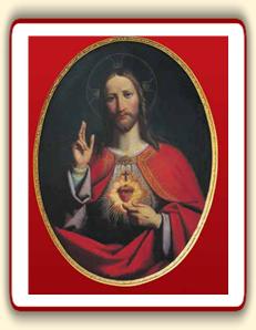 Weihe an das Heiligste Herz Jesu