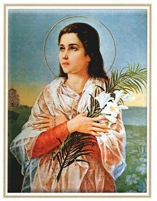 Maria Goretti, eine Heilige für unsere Tage