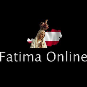 """""""FATIMA ONLINE"""" kommt als App auf ihr Smartphone!"""