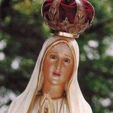 Vor 98 Jahren: die erste Erscheinung der Muttergottes in Fatima