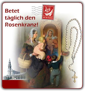 Kinder-Rosenkranz für Erstkommunion und Firmung bestellen!