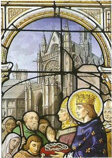Tagesheilige 25. August: Hl. Ludwig IX von Frankreich