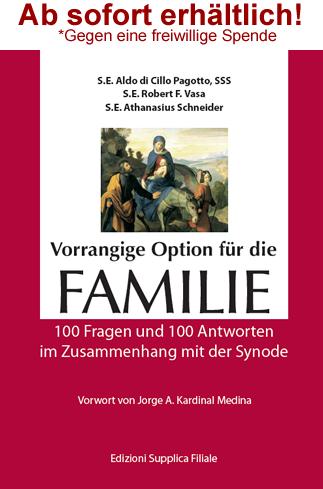 Fragen zur Familiensynode 2015 – II