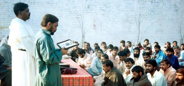 Nach privatem Streit wegen Blasphemie in Haft