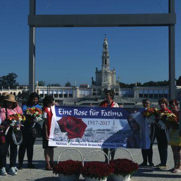 Eine Rose für Fatima