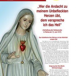 Allianz mit Maria 2020 Nr 3